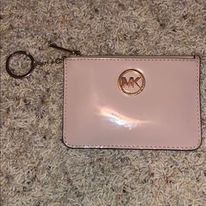 MK ID card wallet (with key ring)